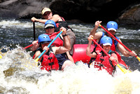 Double-click on box for  Adirondac Rafting Pictures 2014